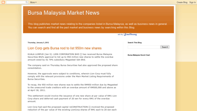 marketing and malaysian market
