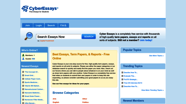 theme for english b essay science essay example apa sample   online essays term papers reports cyber updates by cyberessayscom has one channel d cyberessayscom rss feed the website has a low global rank