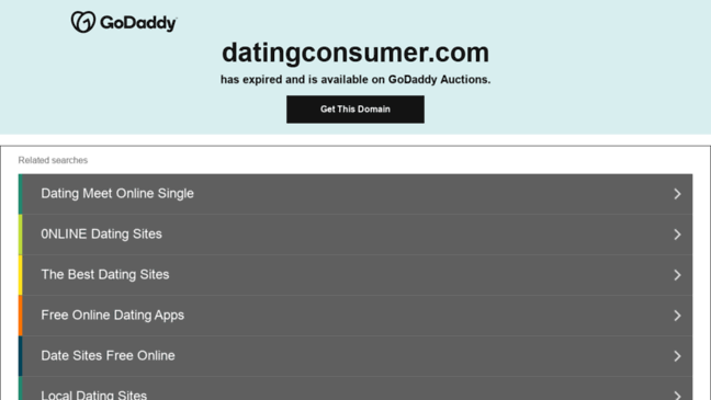 Consumer review dating sites