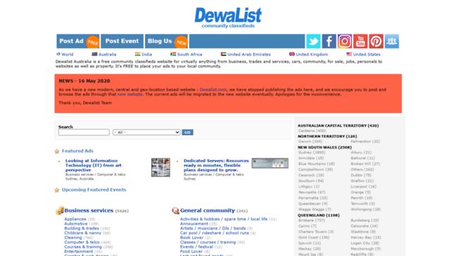 Australia Free Classified Ads Online | Community C