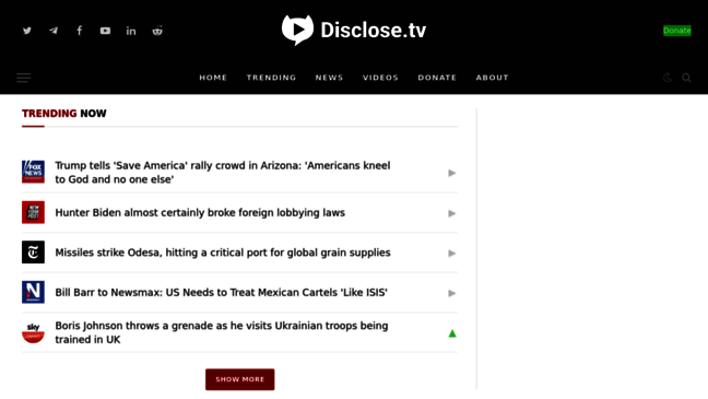 Disclose tv: Alternative News & Hub for All Things