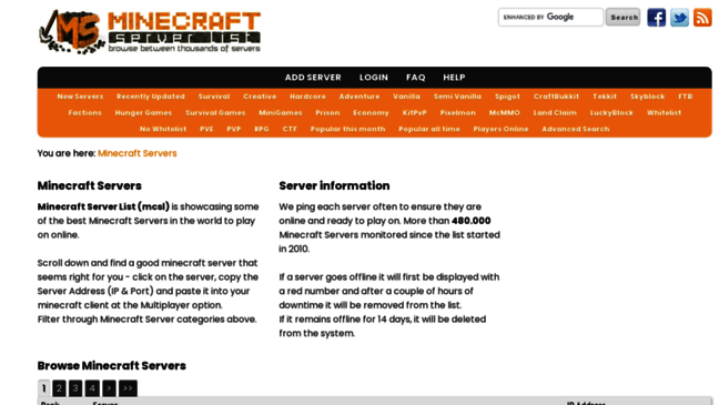 Dating Craft Minecraft Server – Foot Dating Site South Africa