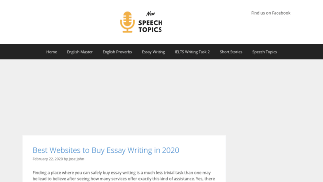 PTE Academic Essays With Model Answers