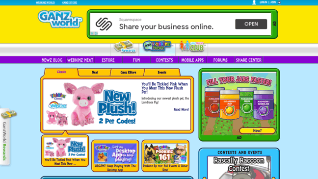 Webkinznewz com has one channel named  WKN  Webkinz Newz   Webkinz Newz is  a low traffic website According to analytics provided by MyWot  webkinznewz com. Official Webkinz Blog  Contests  Tips  Games and P     Updates by
